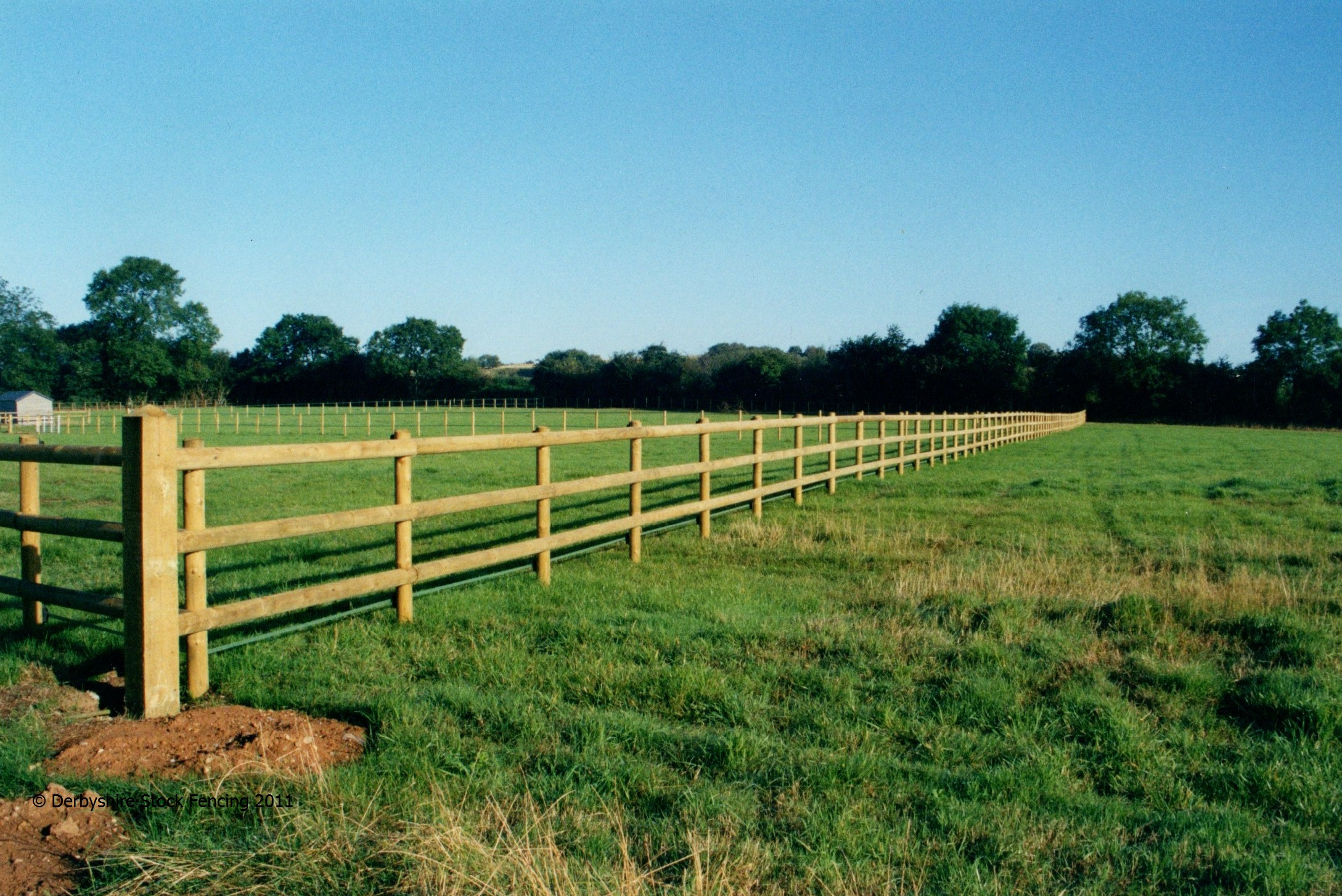 Fence installation Derby